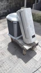 ar condicionado do tipo SPLIT 9000 BTUs
