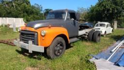 Caminhão Antigo GMC 54