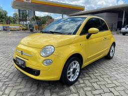 Fiat 500 Sport -2010 * Raridade