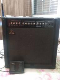 amplificador behringer vt50fx