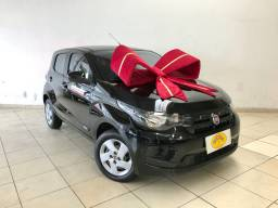 Fiat - MOBI (3.000 Ent. / 12xCartão) LIKE Só 5MIL km MOD 2018