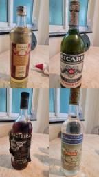 Bebidas antigas- Ricard, Arak, Macieira e Cachaça