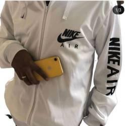 Corta Vento Nike e Adidas Com Zíper Impermeável Jaqueta
