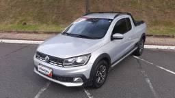 1. VW Saveiro Cross 1.6 Flex 16v - Garantia e Procedência