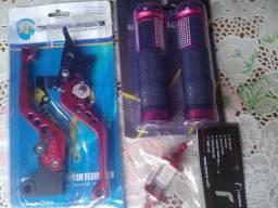 Kit esportivo para cg Honda fan Titan