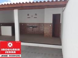 JES 014. Vendo casa nova em Macafé Serra Sede com 70M²