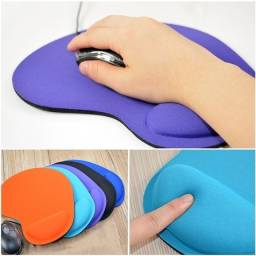 Mouse Pad com descanso de pulso - (Evita lombinhos)