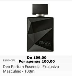Perfume Natura a partir de 80 reais