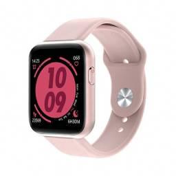 Smartwatch Y68 Plus Troca Faces faz e recebe ligações personaliza com foto
