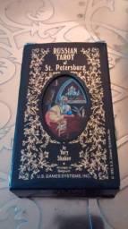 Russian Tarot Of St Petersburg - Baralho De Tarô