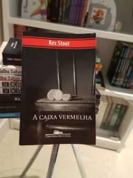 """""""A Caixa Vermelha"""" de Rex Stout em Ótimo Estado"""