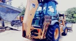 RETRO CASE 580 N - 4x4 - IMPERDÍVEL