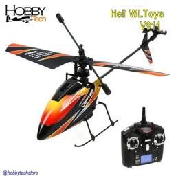 Helicóptero Rc Wltoys V911 com Gyro - Novo