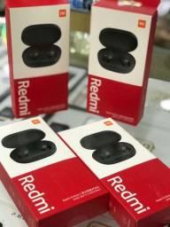 Fone Sem Fio AirDots 2 Bluetooth 5.0<br><br>