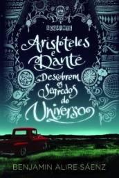 Título do anúncio: Aristóteles e Dante livro