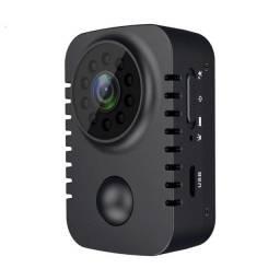 Mini Câmera HD 1080P Visão Noturna