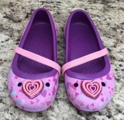 Sapatilha Crocs Menina 26