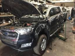 Sucata de ford ranger para retirada de peças (leia o anucio )