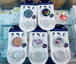 Pop Sockets. 5,00 cada, acima de 10 Peças -Modelos variados.