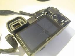 Sony 6300 c/lente do Kit 1 bateria