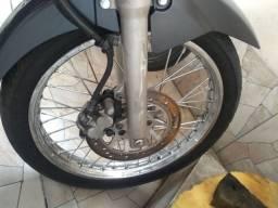 Troco por freio a tambor