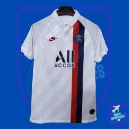 Camisa PSG Branca 2019/2020