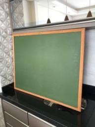 Lousa - Quadro escolar verde R$ 50,