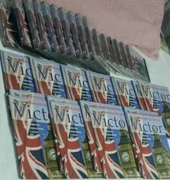 Kit livros  de inglês básico, intermediário e avançado! ! De 1600,00 por 500,00