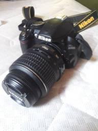 Nikon D3100 / Grava 1080p fotos HD tudo OK