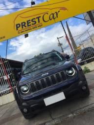 Título do anúncio: Jeep renegade longitude 2020 flex automatico