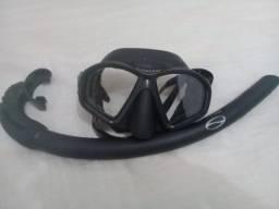 Máscara e Snorkel
