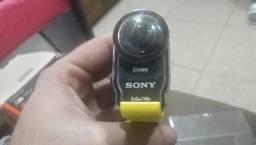 Vendo ou troco kit Sony live view remote - Action Cam - Camera Com Relógios-do-sol