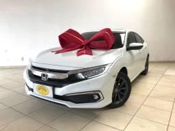 Honda - Civic Touring Só 13MIL km Estado de 0km MOD 2020