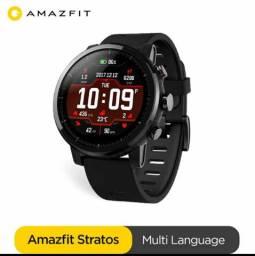 Smartwatch Amazfit stratos a1619 lacrado original