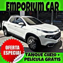 TANQUE CHEIO SO NA EMPORIUM CAR!!! FIAT TORO 1.8 AUTOMÁTICO FREEDOM ANO 2019 KM 20 MIL