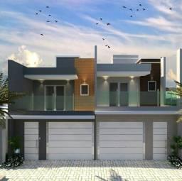 Casa Nova em construção