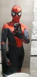 Vendo roupa cosplay homem aranha longe de casa.