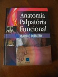 Livro Anatomia Palpatória