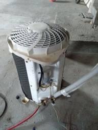 Ar Condicionado Midea 9000 BTUs entrego instalado