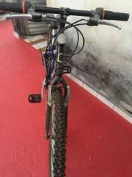 Bike Montain Caloi MRA 18 marcas
