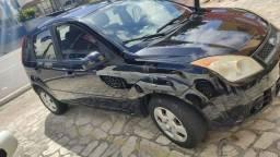 Vendo Fiesta 2008, 1.0, 4 portas, preto, completo.