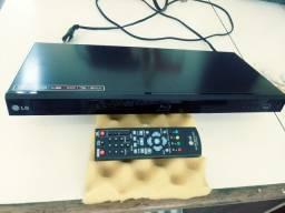 DVD Blu Ray LG com controle
