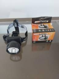 Lanterna de cabeça Fênix - Nautika Recarregável