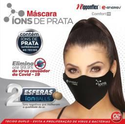 Mascara com ions de prata antivirus nipponflex