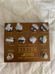 Pedal Joyo Vision Multi Modulação