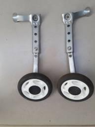 """Rodinha bicicleta  reforçada aro 16"""" a aro 26""""."""