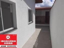 JES 005. Vendo casa nova em Macafé Serra Sede com 70M²