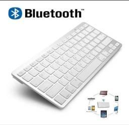 Teclado Bluetooth para Ipad e tablet