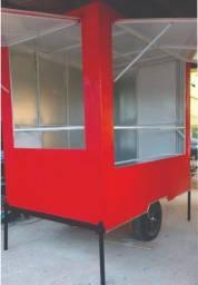 food truck, trailer, novos
