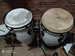 Congas de percussão